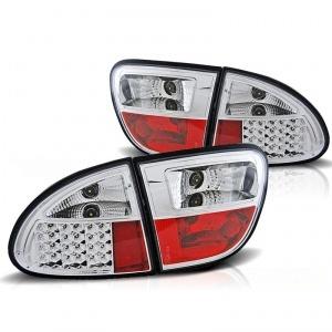 Feux SEAT Leon 1M LED - 99-04 - Chrome