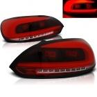 Feux arriere VW Scirocco 08-14 LED LTI - Rouge