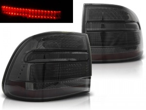 Feux pour Porsche Cayenne 9PA LED 03-07 - Fumé