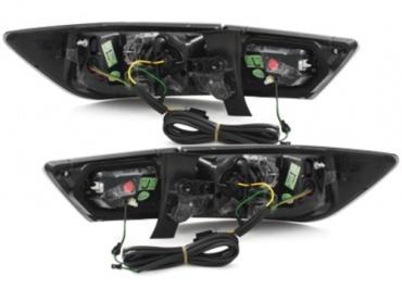 Feux Renault Clio 4 LED LTI - Noir