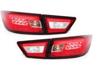 2 Feux Renault Clio 4 LED LTI - Rouge