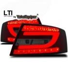 Feux arriere AUDI A6 (C6 4F) LTI 04-08 Rouge / Fume 6pin