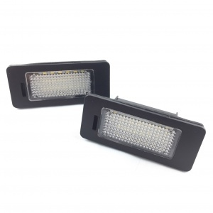 LED plaque immatriculation BMW Serie 3 F30 F31
