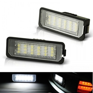 Pack LED plaque immatriculation VW EOS