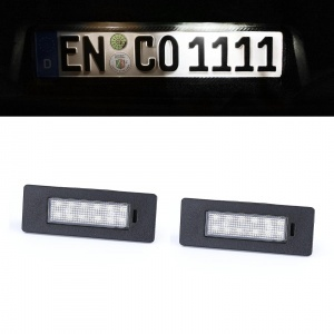 Pack LED plaque immatriculation AUDI A5 Q2 Q5 2016