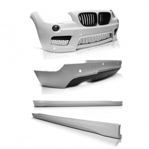 Kit carrosserie BMW X1 E84 09-12 look PACK M - PDC
