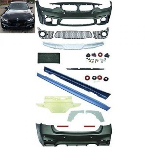 Kit carrosserie complet BMW Serie 3 F30 11-15 look EVO - PDC