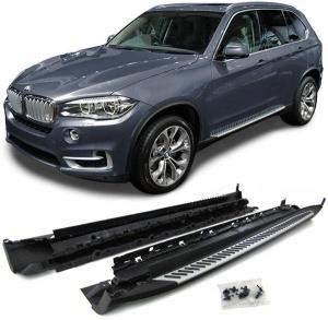 Kit Marche pied BMW X5 F15 13-18 pack M- Aluminium