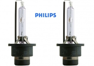 Pack 2 Ampoules Xenon D2S 85122 Philips