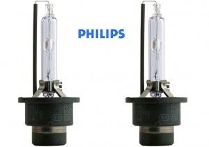 Pack 2 Ampoules Xenon D2S 85122 Philips
