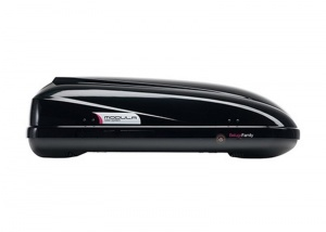 MODULA BELUGA 420 Easy Coffre de toit Noir