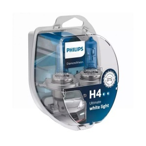 Pack 2 ampoules H4 Diamond Vision