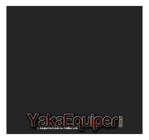 Vinyl adhésif Noir Mat 20cm x 150cm