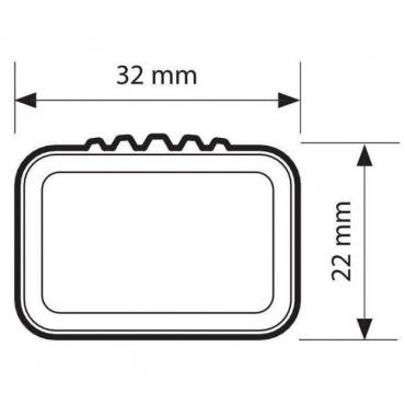 NORDRIVE Barres de toit EVOS QUADRA Acier BMW Serie 5 F10