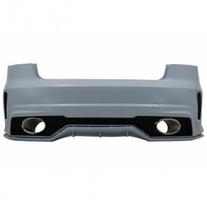 Pare choc arriere AUDI A3 8V 12-16 Hatchback Sportback - Look RS3