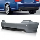 Pare choc arriere BMW Serie 3 E90 05-11 look M - PDC