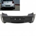 Pare choc arriere BMW Serie 1 E87 04-11 look M1 - PDC