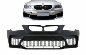 Pare choc avant BMW Serie 5 E60 E61 03-10 look G30 M5