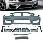 Pare choc avant BMW Serie 4 F32 F33 F36 look M4 - PDC