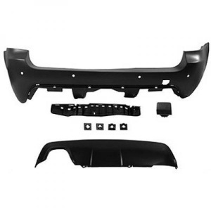 Pare choc arriere BMW Serie 5 E61 lci touring 07-10 PACK M - PDC