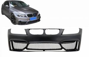 Pare choc avant BMW Serie 3 E90 E91 LCI 09-12 look M4