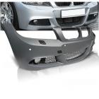 Pare choc avant BMW Serie 3 E90 E91 LCI 09-11 look pack M - PDC