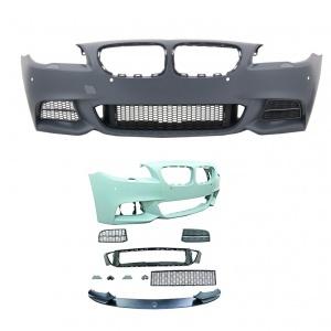 Pare choc avant BMW Serie 5 F10 F11 LCI -13-17 - look Mperf - PDC