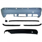 Pare choc arriere BMW Serie 3 E46 98-05 - look M - PDC