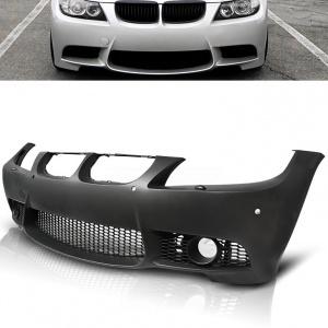 Pare choc avant BMW Serie 3 E90 E91 LCI 09-11 look M3 - PDC