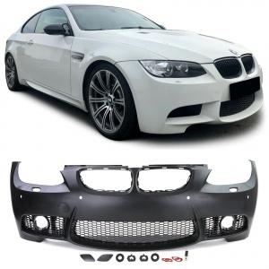 Pare choc avant BMW Serie 3 E92 E93 07-09 look M3 - PDC
