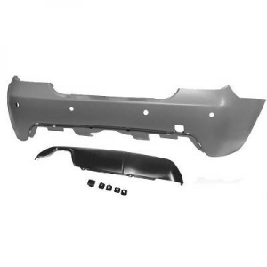 Pare choc arriere BMW Serie 5 E60 03-07 PACK M - PDC