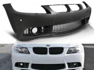 Pare choc avant BMW Serie 3 E90 E91 05-08 look M3 - PDC