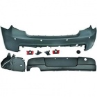 Pare choc arriere BMW Serie 1 E87 04-11 PACK M - PDC