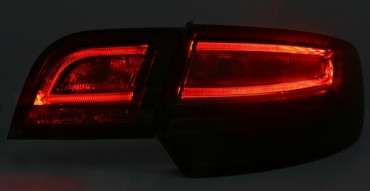 2 feux led audi a3 8pa sportback 04 08 rouge yakaequiper. Black Bedroom Furniture Sets. Home Design Ideas