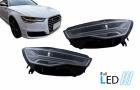 Phares FullLED AUDI A6 4G C7 2011-2018 - look matrix - dynamiques