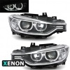 Bmw 3 F30 Xenon Headlights Depo V2