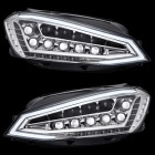 Phares avant VW Golf 7 - Full LED - Chrome