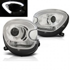 Phares avant Mini Countryman R60 R61 LED 10-17 - Chrome