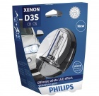 1 Ampoule xénon Philips D3S 42403WHV2 WhiteVision