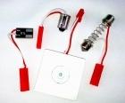 Plaque LED Xread<sup>HP</sup> - Culot C5W, C10W, W5W, T10, BA9S  - Blanc Pur