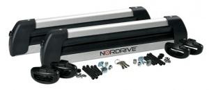 NORDRIVE Porte skis aluminium Nordic-King EVO NK-40