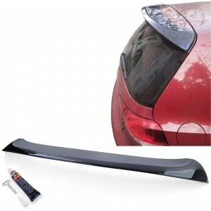 Becquet spoiler de toit - VW GOLF 6 08-12 - noir brillant
