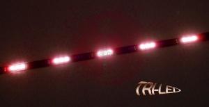 Bande Flexible TRI-LED 5050 - 30cm - Rouge