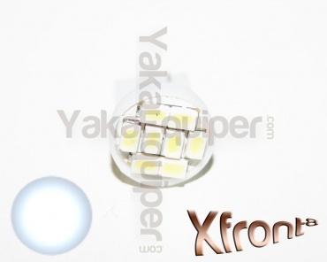 Ampoule T10 LED Xfront<sup>8</sup> SMD- W5W - Blanc Xenon