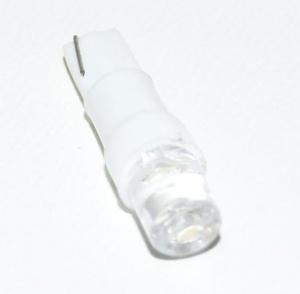 Ampoule T5 LED - Culot W1.2W - Blanc Pur