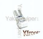 Ampoule T5 LED 2 SMD - Culot W1.2W - Bleu