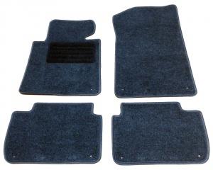 Lot de 4 tapis de sol pour BMW serie 5 E60 03-10