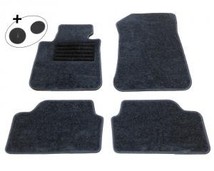 Lot de 4 tapis de sol pour BMW X1 E84
